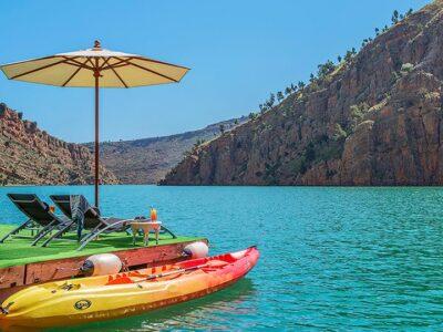 Voyage Organisé 3 jours à Bin El Ouidane - Ouzoud -Marrakech- Ourika- Terres dAmanar