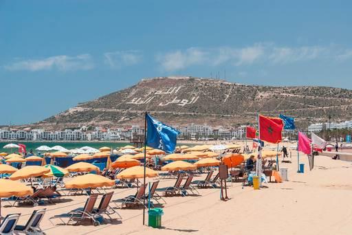 Voyage Organisé 3 jours par avion à Agadir