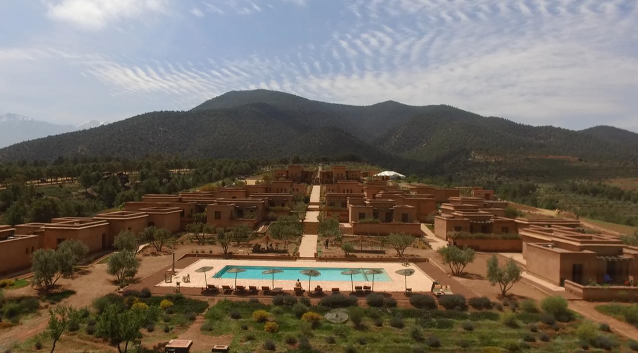 Voyage Organisé 4 jours à Imlil - Toubkal - Terre Damanare - Marrakech