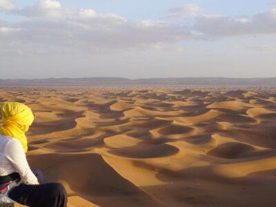 Voyage Organisé Spécial Vacances Scolaires 5 jours à Ouarzazate - Zagora- Mhamid El Ghizlane - Marrakech