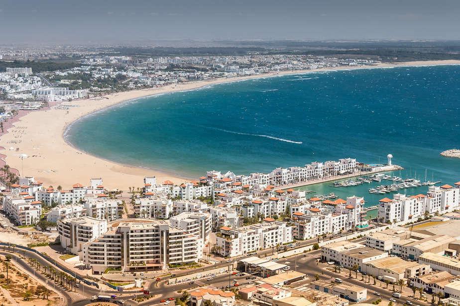 Voyage Organisé Week-End 3 jours à Agadir