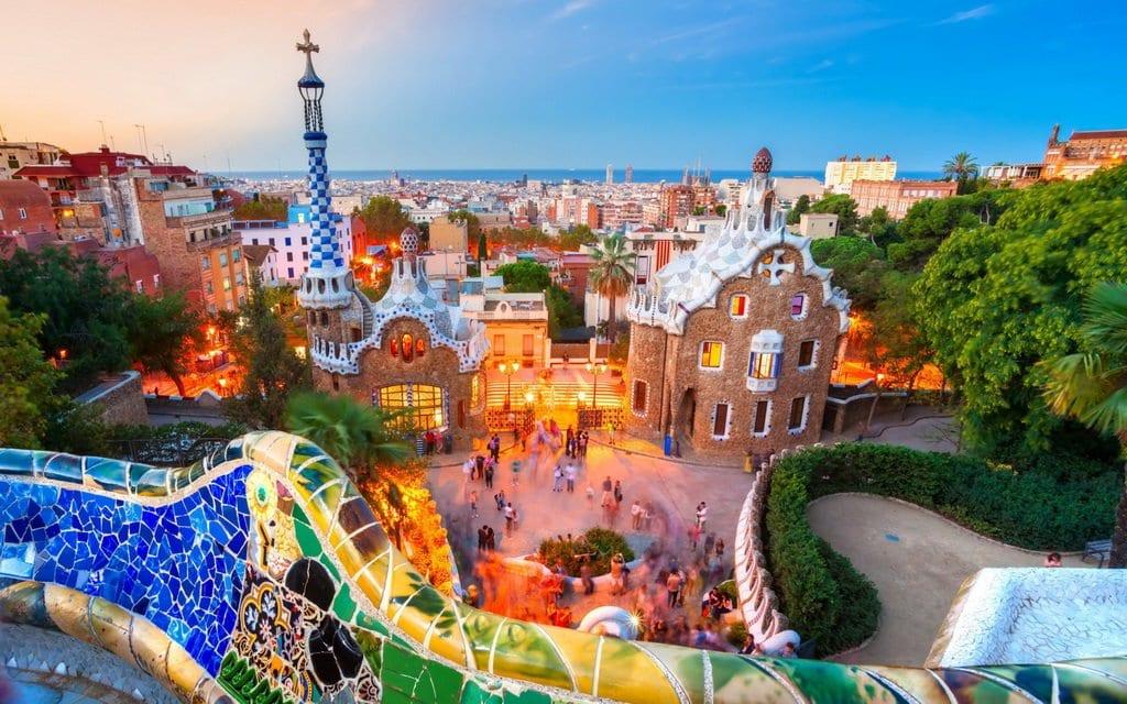 voyage organisé Barcelone